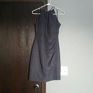 Body con shimmer dress